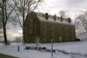 Old Stone House Museum - winter
